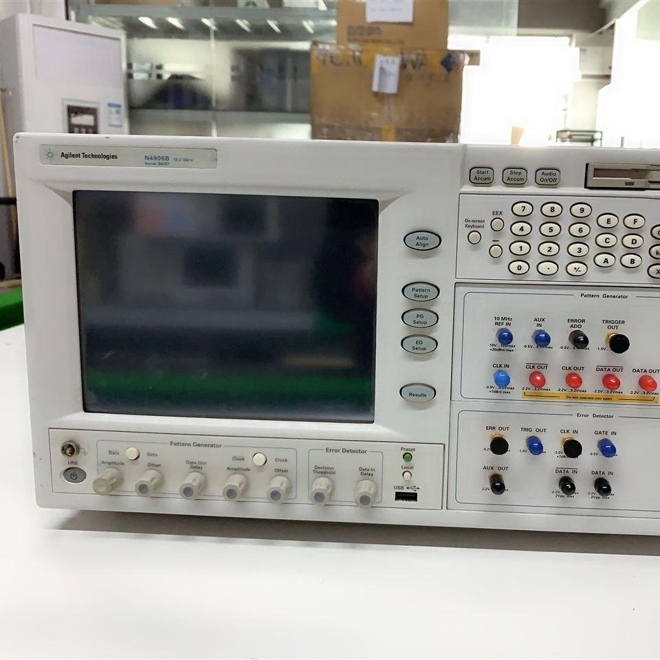 N4906B安捷伦Agilent误码分析仪维修出售