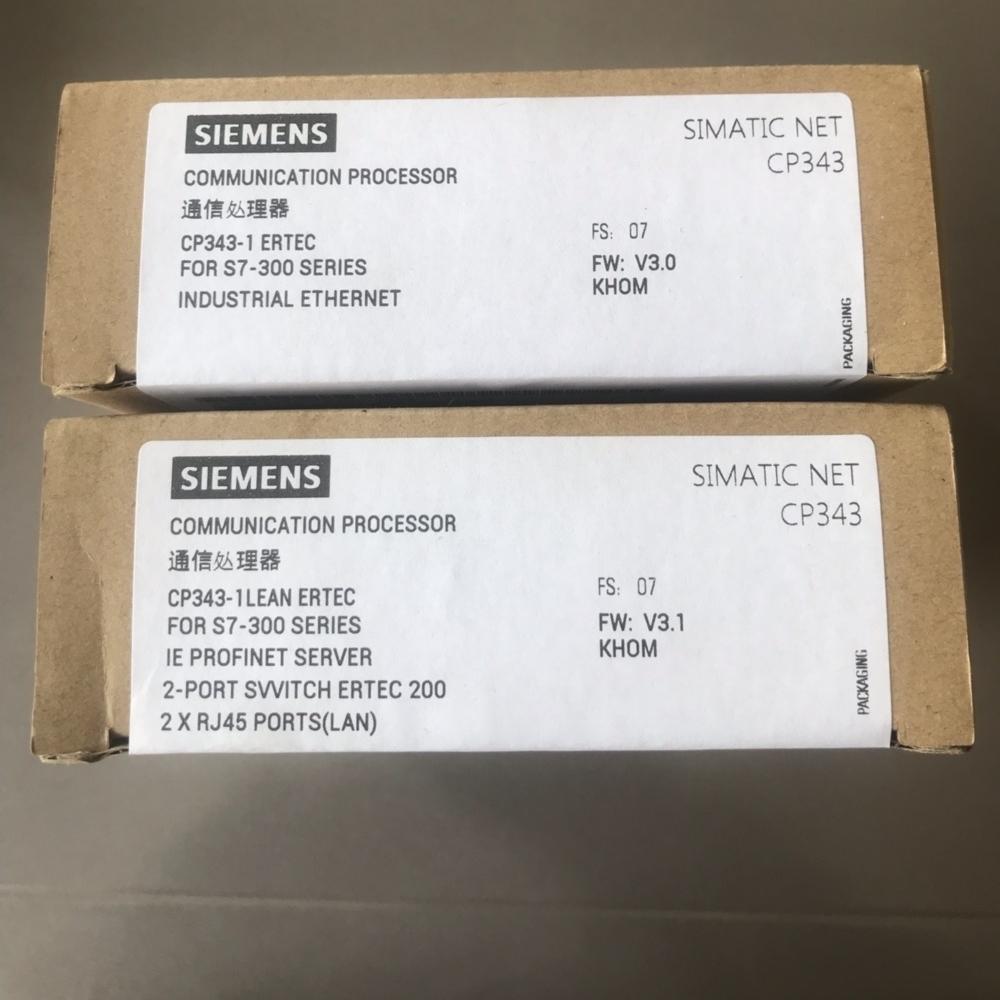 西门子S7-300模块CP343-1 以太网通讯模块