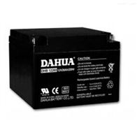 12V26AH大华蓄电池DHB12260品牌价格