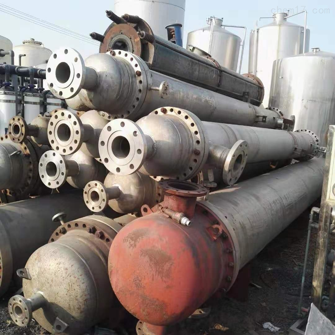 316管壳式冷凝器厂家批发