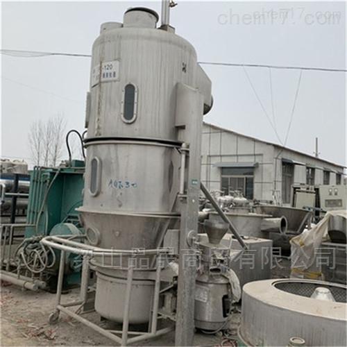 供应二手沸腾制粒干燥机价格