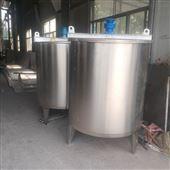 2000L加工定做不锈钢液体搅拌罐