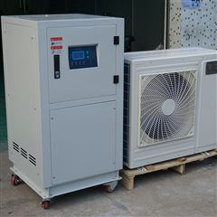 DW-LS-3F静音型分体式冷水机