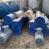 多种长期回收二手卧式螺旋沉降卸料离心机
