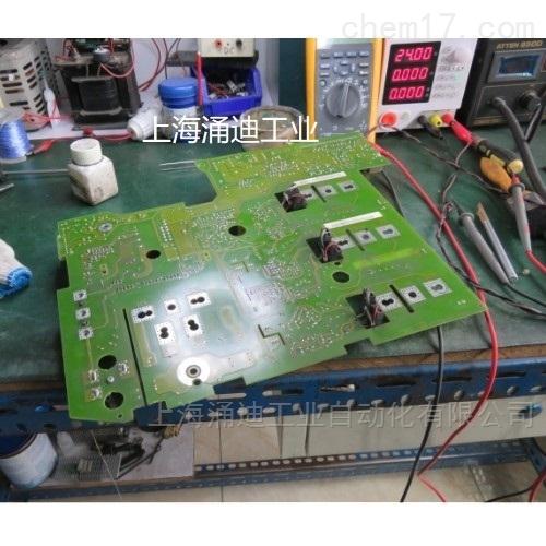 西门子6SE70变频器驱动板问题维修