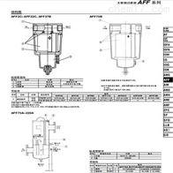 AM庆阳SMC水滴分离器资料经销商