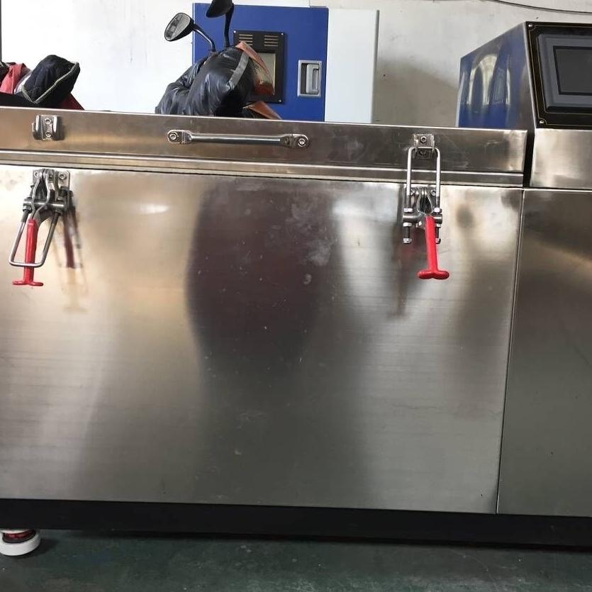 KLS/SDG-100液氮柜式速凍機操作