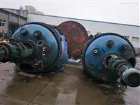 型号回收出售3吨二手搪瓷反应釜.
