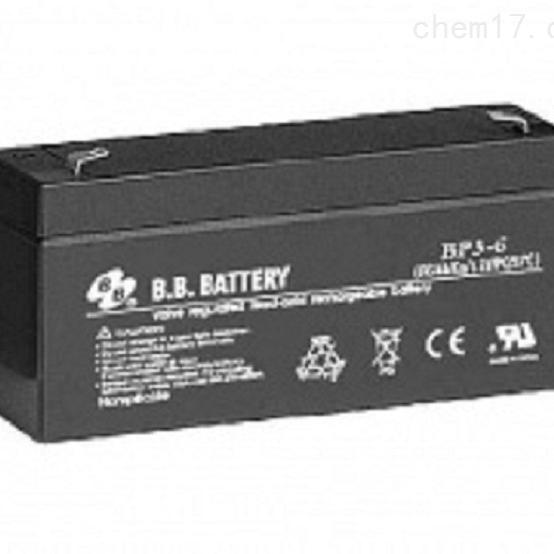台湾BB蓄电池BP3-6原装正品