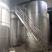 现货处理立式不锈钢储罐20立方30立方18台