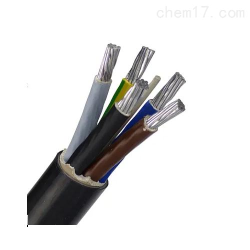 铝芯热塑性绝缘及护套电力电缆