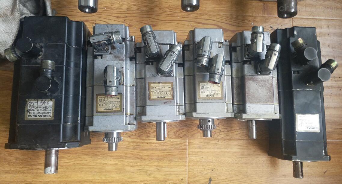 纺织厂西门子电机维修更换编码器故障-当天可以修好
