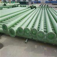 DN50-4000可定制专业脱硫塔玻璃钢烟道管销售