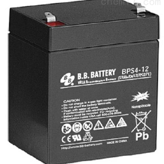 台湾BB蓄电池BPS4-12报价