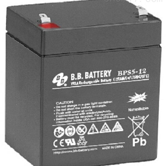 台湾BB蓄电池BPS5-12原装正品报价