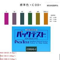 水中氨氮总氮总磷COD含量快速检测试纸