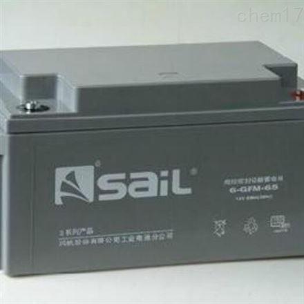 风帆蓄电池6-GFM-65 12V65AH UPS专用