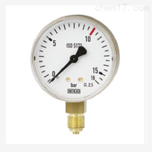 波登管压力表标准焊接111.11