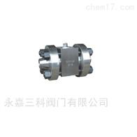 Q61F,Q61N焊接高压球阀