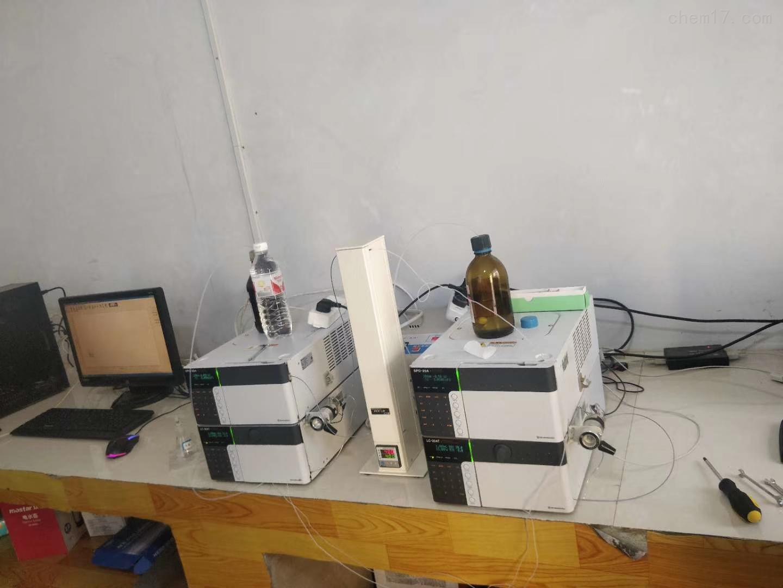 长期回收岛津液相色谱仪
