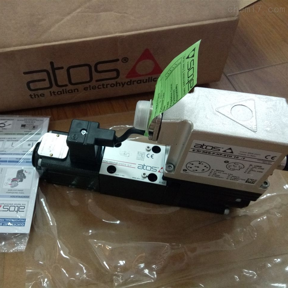 atos控制阀QV-06/6 60厂家直销