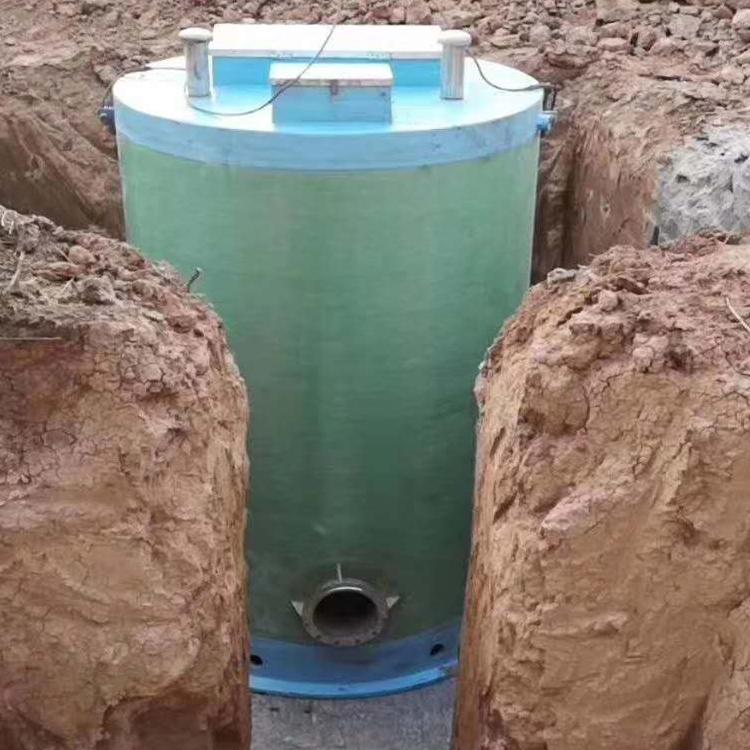 唐山生活给水一体化泵站