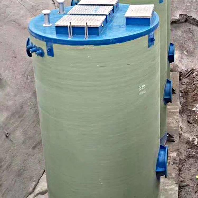 长春一体化供水提升泵站