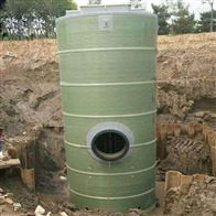 可定制太原预埋式一体化泵站