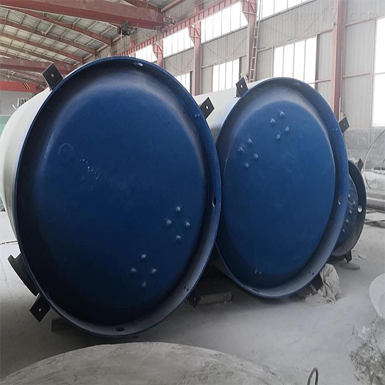 鄂尔多斯地埋式一体化泵站