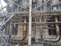 回收报价二手四效强制外循环降膜蒸发器