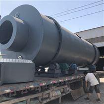 时产15吨二手三回程河沙烘干机 厂家