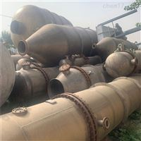 回收闲置二手多效浓缩蒸发器