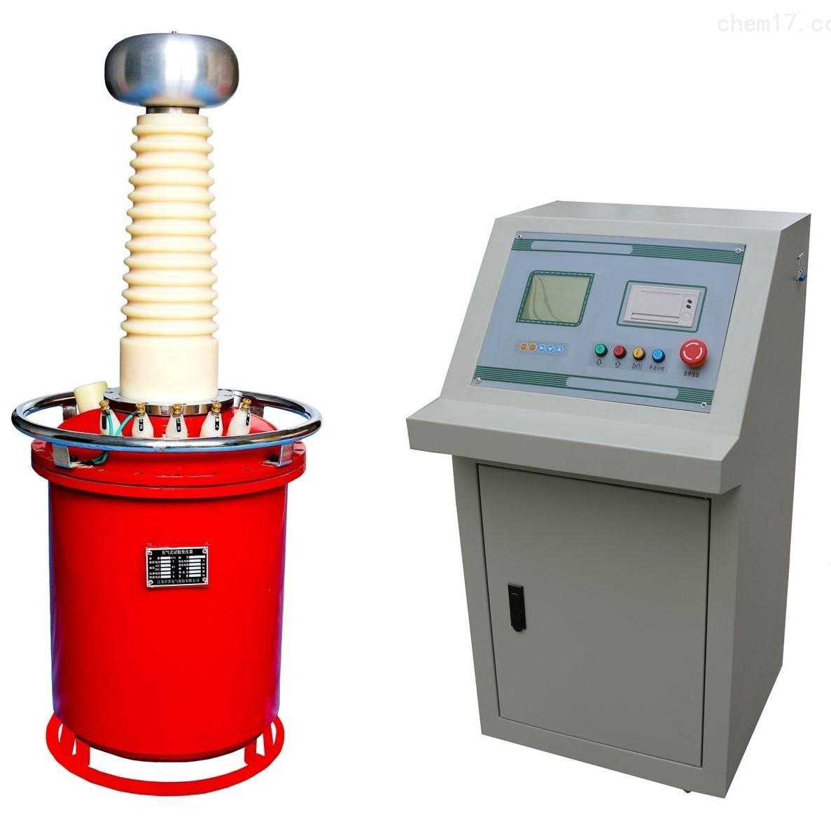 10KVA/140KV熔喷布静电发生器厂家