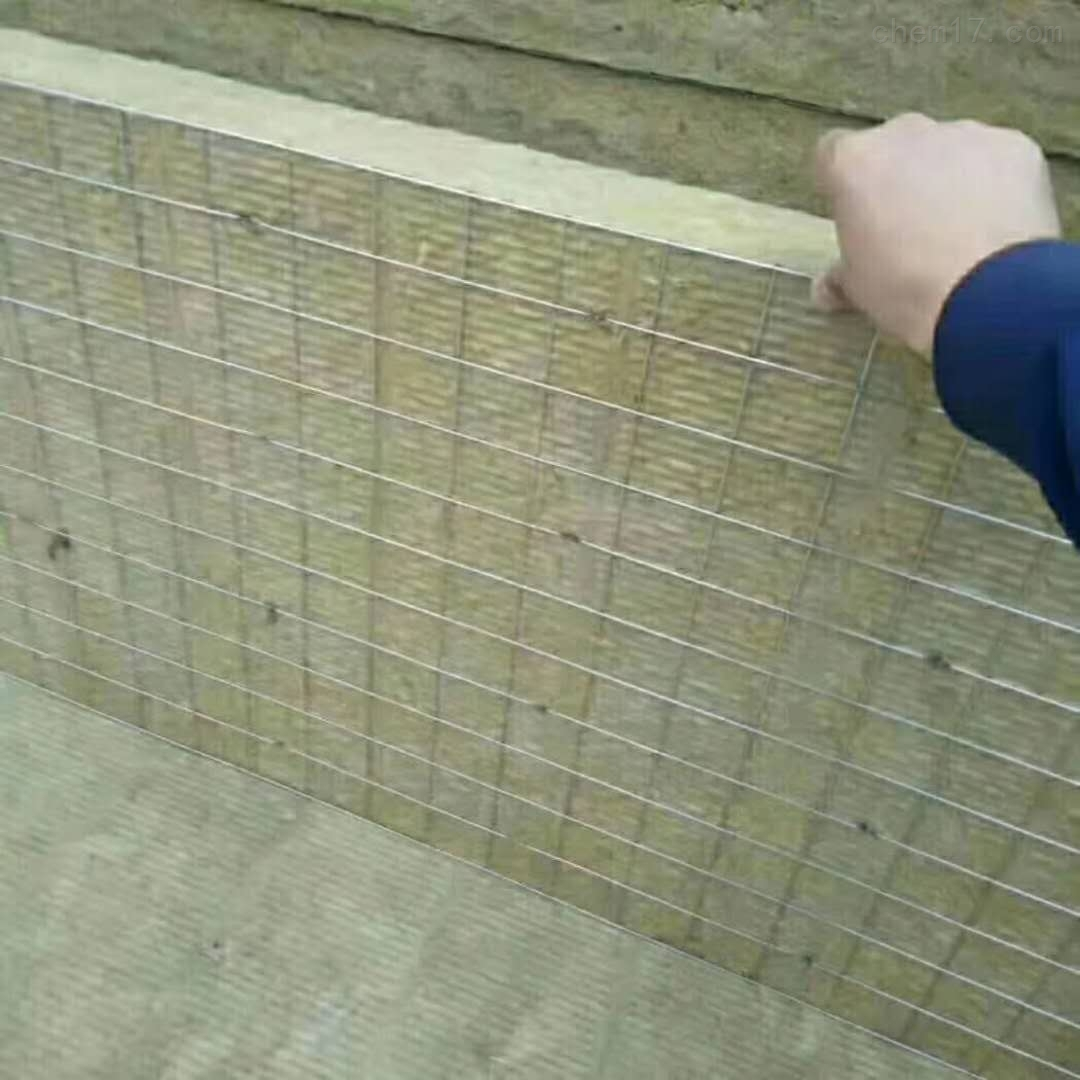 网格岩棉复合板产品特点