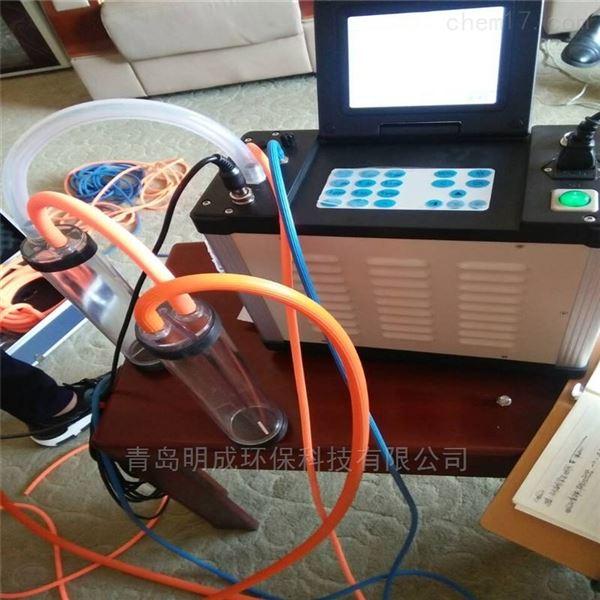 自带锂电池的LB-70D烟尘烟气测试仪
