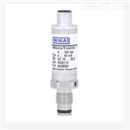 WIKA威卡压力传感器 M-10,M-11 标准型或带平嵌隔膜