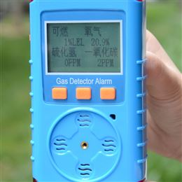 KP826-4便携式四合一气体检测仪