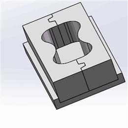 8型单个覆膜砂磨具