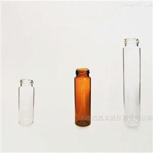 24mm60mL棕色螺旋口樣品瓶(存儲瓶)