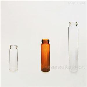 24mm60mL透明螺旋口樣品瓶(存儲瓶)