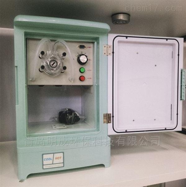 水质检测部门热销的便携式自动水质采样器
