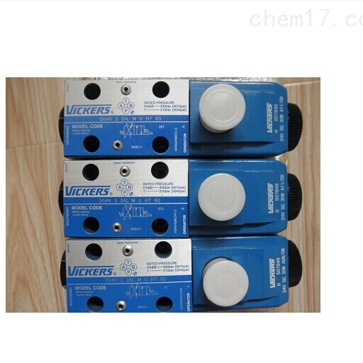 长期代购美国VICKERS电磁溢流阀原装正品