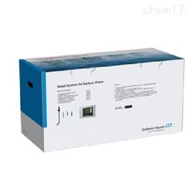 Netilion智瑞士E+H智能地表水监测系统