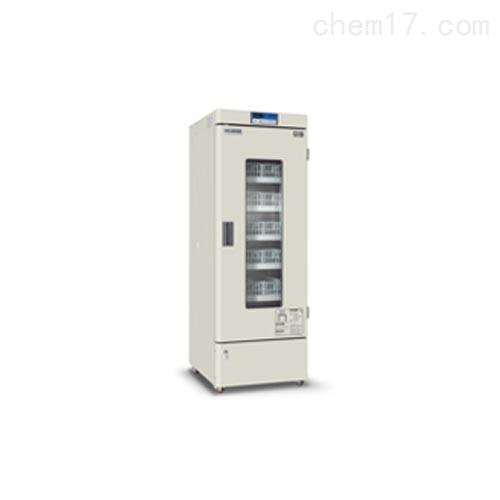 国产美菱血液冷藏箱280升玻璃门