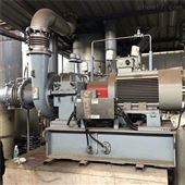 4000L现货出售二手4吨MVR蒸发器316材质