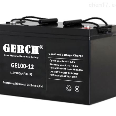 美国GERCH GE7-12 12V7AH蓄电池