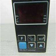 KS50-102-0000D-000PMA KS50-1塑料加工温控器PMA反馈控制器