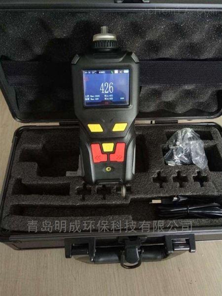 气体浓度单位快速切换泵吸式可燃气体检测仪