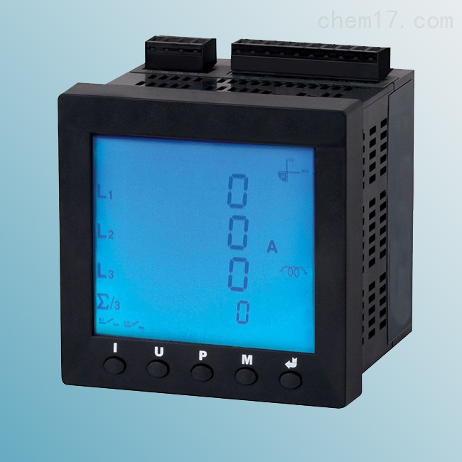 PD800G-B34配电室多功能电力监控仪表