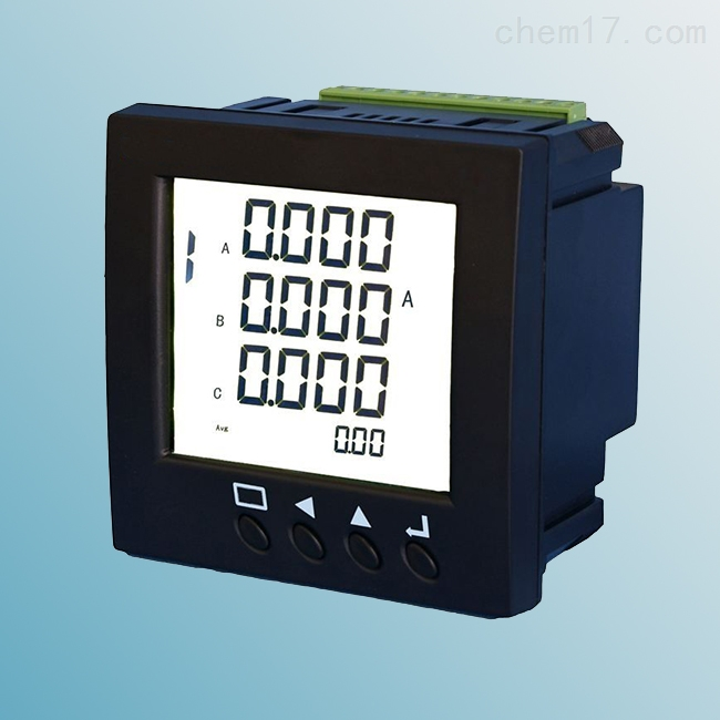 SD72-AV配电监控用多功能电力仪表数显表